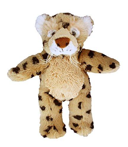 Cuddly Soft 8 inch Stuffed LeopardWe stuff emyou love em