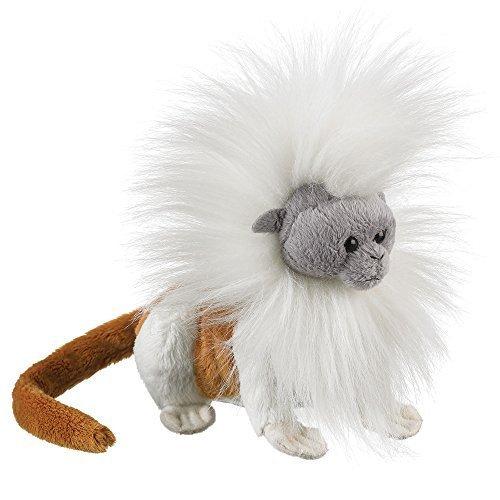 Cottontop Tamarin Plush Toys 8 Stuffed Cottontop Tamarin Kids Stuffed Animals