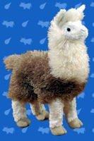 Llama Plush by Douglas
