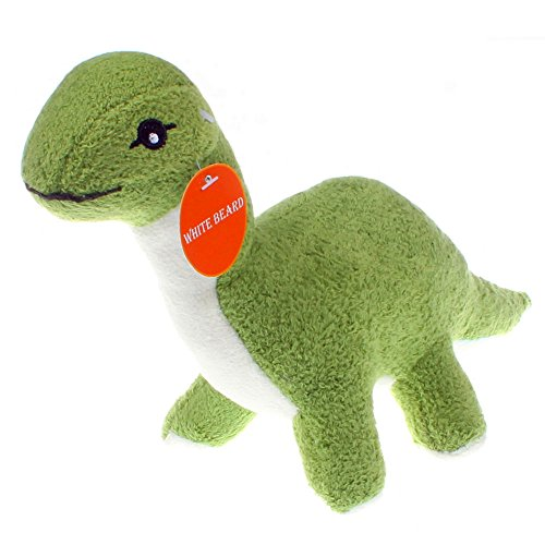 Adorable Plush Toy Baby Dinosaur Stuffed Animal 118-Inch Green