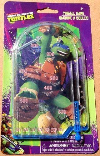 Mini Teenage Mutant Ninja Turtle Pinball Toy Party Prize Model