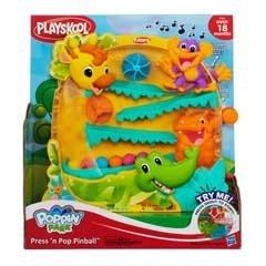 Playskool Poppin Park Press n Pop Pinball Toy by Playskool