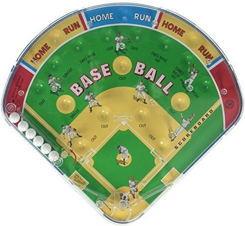 Baseball Pinball Game by Schylling Associates Inc