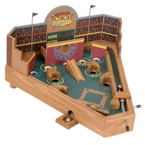 Circa Baseball Pinball Game Model
