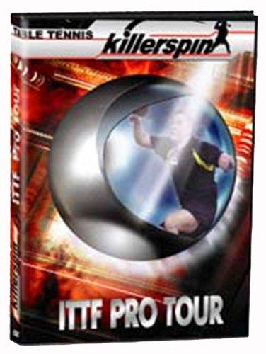 Killerspin 501-02 Table Tennis 2001 ITTF PRO Tour DVD  Volume 2