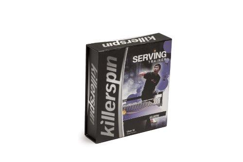 Killerspin Table Tennis Serving Trainer Black
