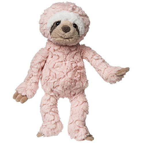 Mary Meyer Blush Putty Baby Stuffed Animal Soft Toy Sloth 10-Inches