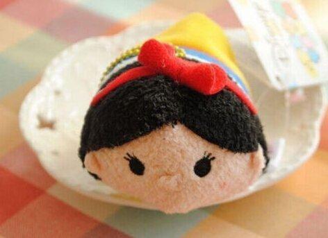 Tsum Tsum Snow White Stuffed Animal Plush 35 by Anime Museum