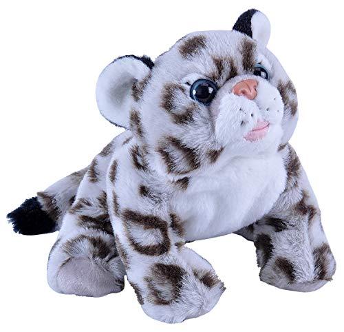 Wild Republic Snow Leopard Plush Stuffed Animal Plush Toy Kids Gifts Toddlers 7