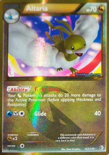 Boundaries Crossed ALTARIA 152149 SECRET RARE Pokemon card