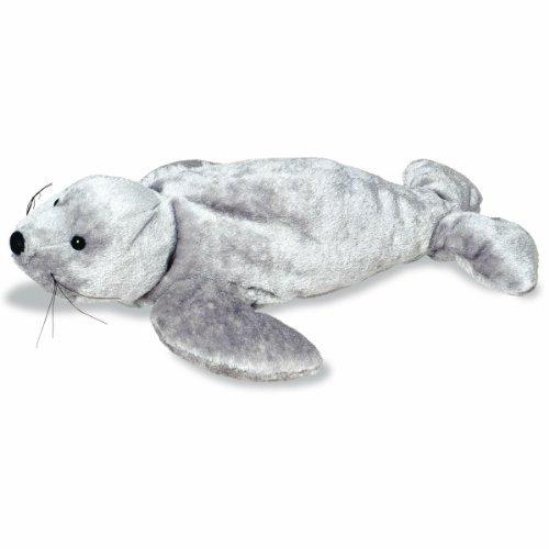 Mary Meyer 225 cm Flip Flops Sammy Seal Plush Toy by Mary Meyer