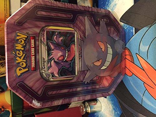 Gengar Pokemon Tin