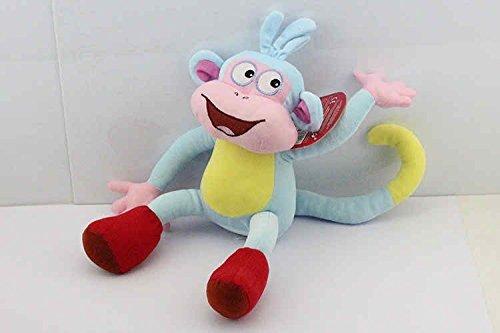 Dora the Explorer Boots Monkey 13 Inch Toddler Stuffed Plush Kids Toys