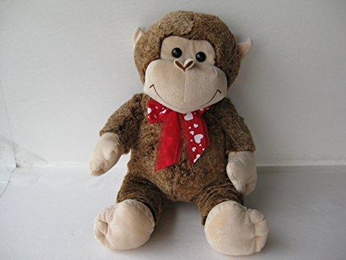 Soft Plush Stuffed Monkey Jungle Animal 14 inches