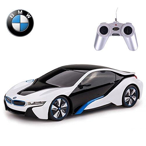 Remote Controller Car BMW i8 Electric Car Radio For Kids Grand Sport Vitesse Licensed BMW i8