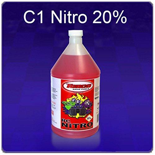 RC Fuel 20 Nitro Car Truck Gallon