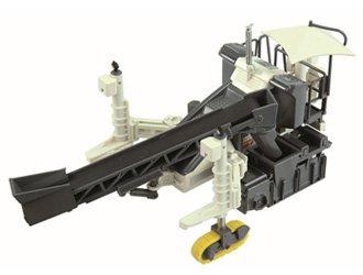 Wirtgen SP15 Slipform Paver Belt Conveyor Construction Model