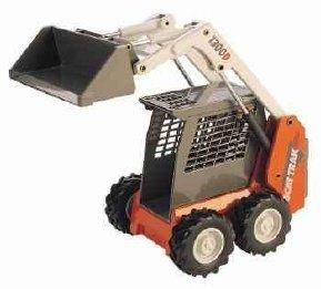 Joal 150 Model Construction Vehicle - Scattrak 1300C Mini Skid-Loader by Joal