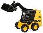 Joal 159 Model Construction Vehicle JCB-185 Robot Skid-Steer Loader by Joal