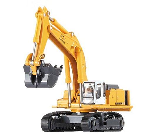 Remeehi Digger Toy Metal Loader Backhoe Dozer Model Construction Vehicles
