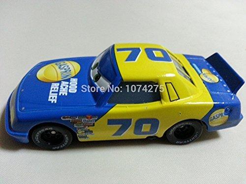 Pixar Cars No70 Gasprin Metal Diecast Toys Cars