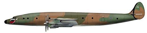 Hobby Master 9018 EC-121R 553rd RW USAF Korat RTAFB 1970 1200 Scale Model