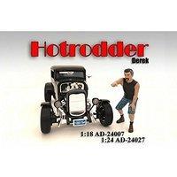Hotrodders Derek Figurine American Diorama 24027 - 124 Scale Hobby Accessory