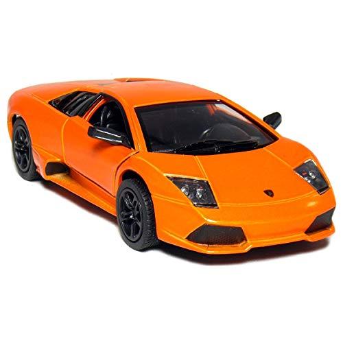 Luxe Radio Control Orange Lamborghini Murcielago LP 670-4 SV 7 Full Fuction Radio Controlled