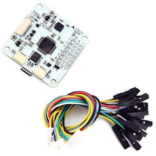 Qiyun 1Pc CC3D Openpilot Open Source Flight Controller Board 32 Bits Processor Quodcopter