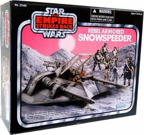 Star Wars Vintage Collection 3 34 Rebel Armored Snowspeeder Vehicle Exclusive
