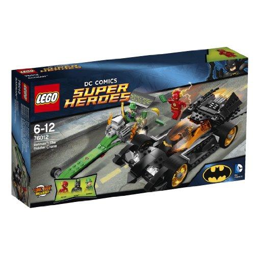 LEGOÂ DC Universe Super Heroes Batman The Riddler Chase Scene  76012