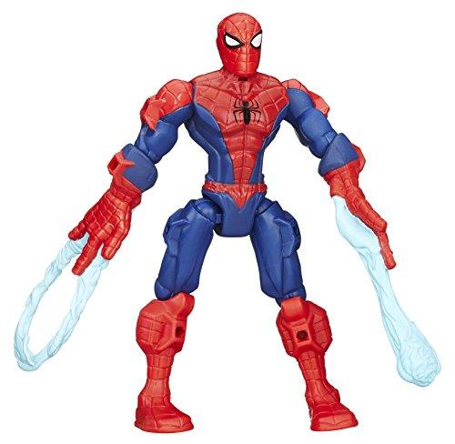 Marvel Super Hero Mashers Spider-Man Figure