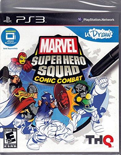Marvel Super Hero Squad Comic Combat - Playstation 3