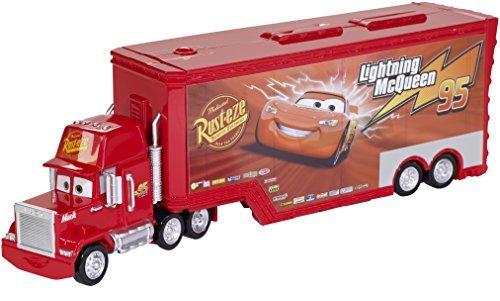 Disney Pixar Cars Mack Track Play set Mattel Disney  Pixar Cars Mack Truck and Transporter Mack truck and play set