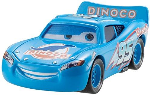 DisneyPixar Cars Dinoco Lightning McQueen Diecast Vehicle