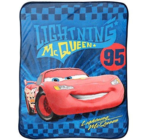 DisneyPixar Cars Lightning McQueen Throw