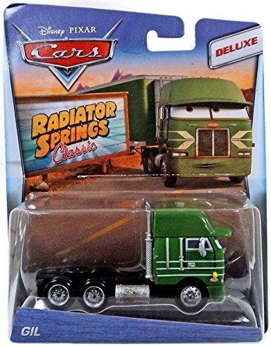 Disney Pixar Cars Radiator Springs Classic Deluxe Gil Semi