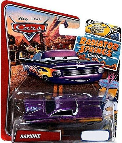DisneyPixar Cars Radiator Springs Classic Ramone 150 Scale Exclusive Vehicle by Mattel Toys