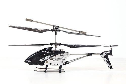 Helizone RC Firebird Mini Remote Control Helicopter- Black