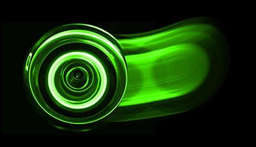 Wheel LED Lighting Kit for RC Drift Cars Set of 4 - Green