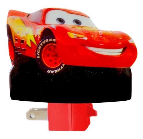 Disney Cars Lightning McQueen Night Light Toy Model KK317789 Toys Play