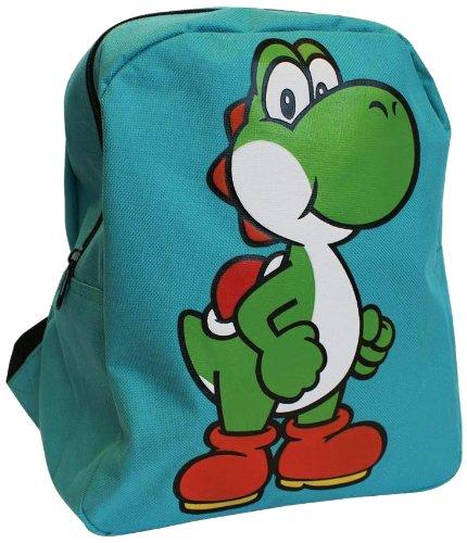 Bioworld Super Mario Bros Yoshi Mini Backpack