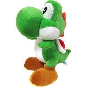 Super Mario Brothers  Yoshi Plush 20-Inch Green