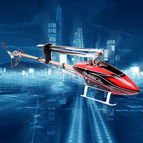 GARTT GT450L DFC TT Version 24GH 6CH RC Helicopter Kit