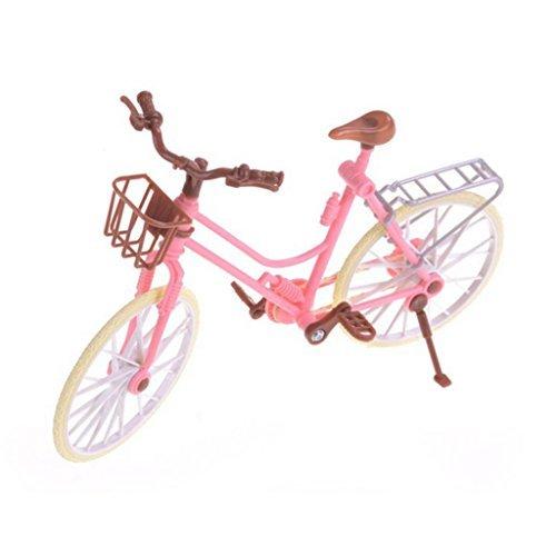Bluelans Finger Simulation Mountain Bike Miniature Bicycle Kids Toys Creative Game Gift