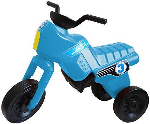 superMOPI Toddler Motorbike Ride-on Toy - Turquoise XL Size