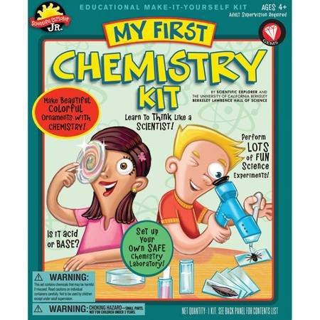 Alex Brands Scientific Explorer My First Chemistry Kit
