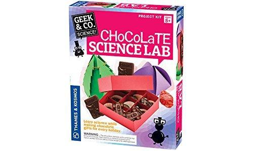 Geek Co Science Chocolate Science Lab Kit by Geek Co Science