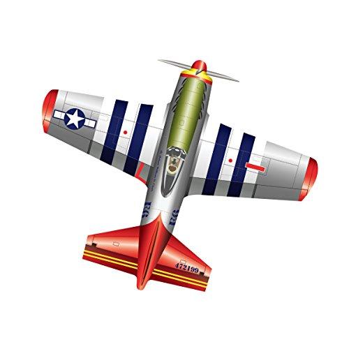 X-Kites WindNSun FlightZone 53 Nylon Kite - Mustang