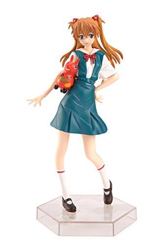 Sega Evangelion x Rody Premium Figure with Asuka Langley Shikinami